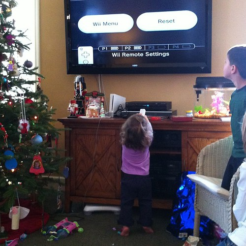 Ashlin didn't like the song. Lol #wii #justdance
