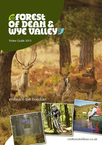 Forest of Dean Visitor Guide 2013 by Ben Locke (Ben909)