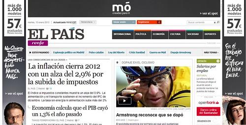 Web El País