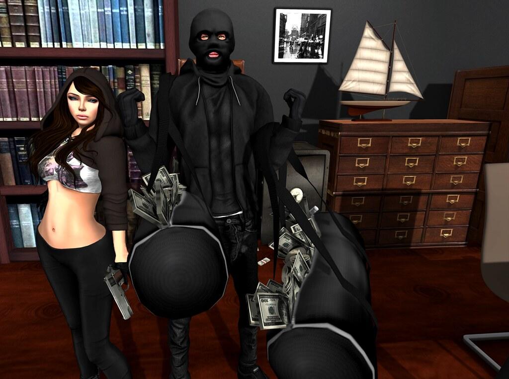bandits - robery