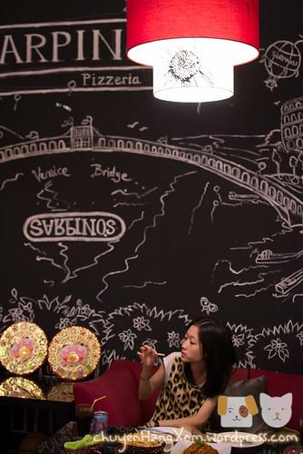 Cực kì yêu thích: Sarpino Phú Mỹ Hưng