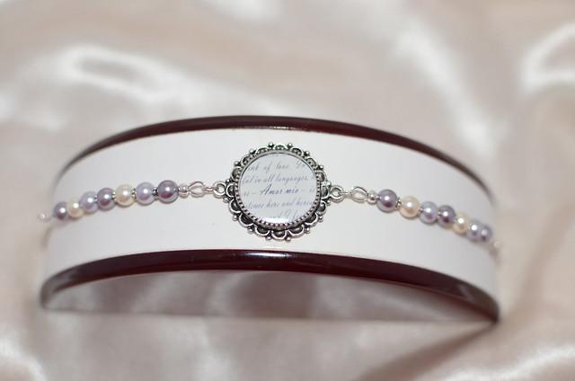 Lord Byron Love Letter Bracelet