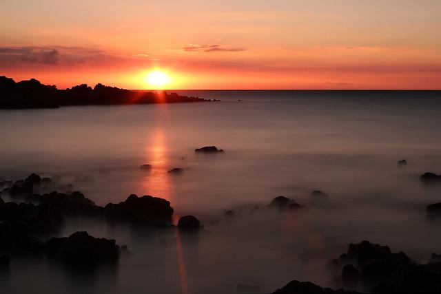 Waialea Bay Sunset