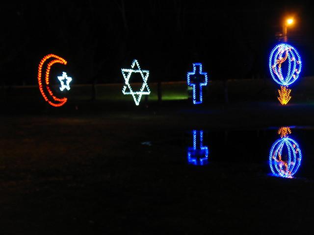 Islam, Judaism, Christianity