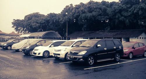 Parkir Inap Bandara, Pindah! (1/3)