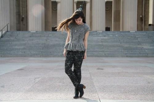 winter tweed
