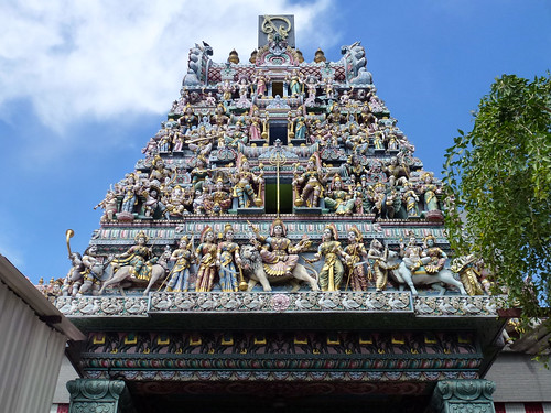 Sri Veeramakaliamman Temple, Little India