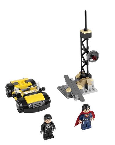 76002 Superman's Metropolis Showdown