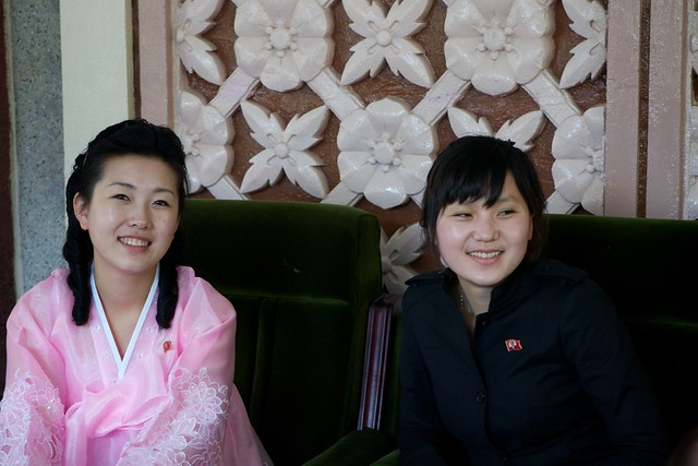 North Korean Guides