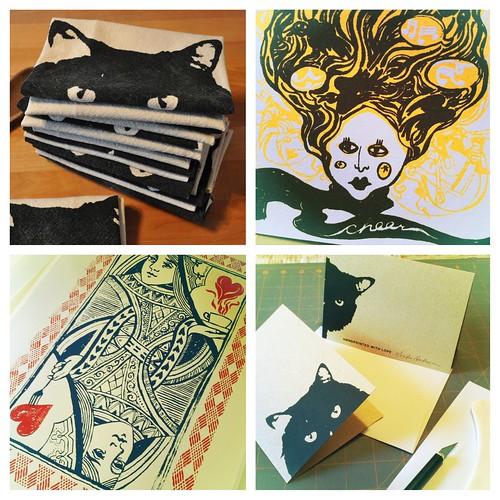 handmade goods by Woodie Anderson AKA Deftgurl!