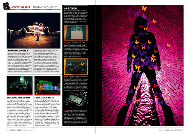 Digital SLR Photography Magazine January 2013 Edition