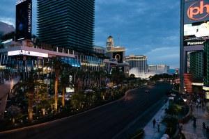 The Cosmopolitan Hotel - Las Vegas Nevada, 2012