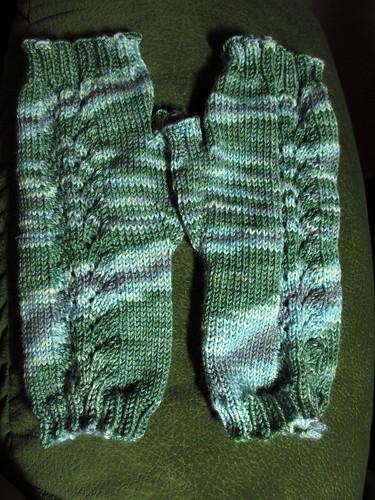 Diane's mitts