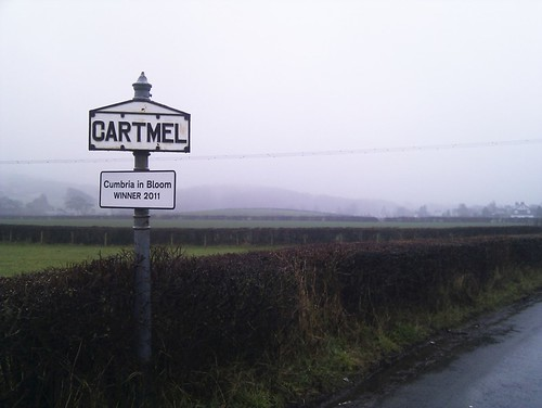 welcome to Cartmel!