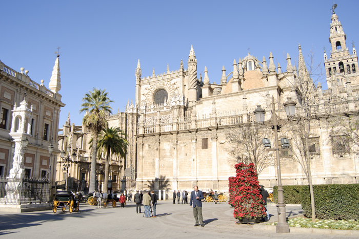 Andalusia road trip - Sevilla, day 1