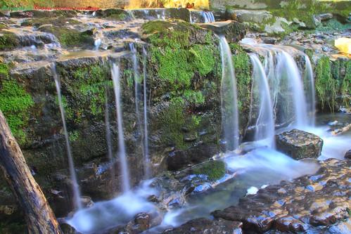 Cascada . Efecto Seda #Photography #Foto #Flickr 2
