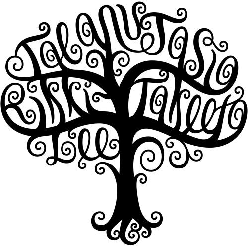 Tiffany Harvey: Ambigrams & Other Tattoo Designs