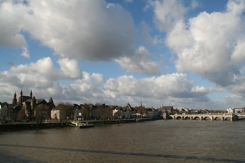 Oh My, Finally, Sunny Skies in Maastricht