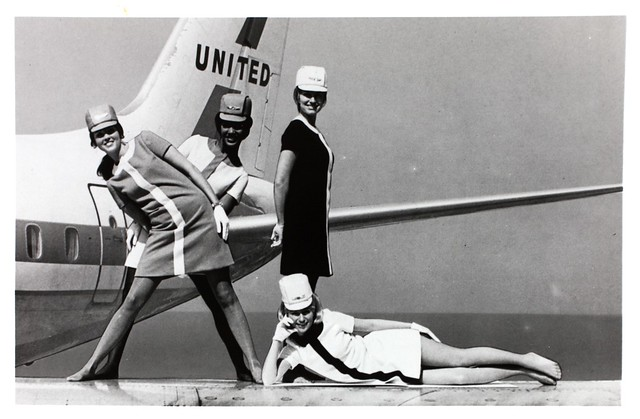 United Airlines Stewardesses [1968]