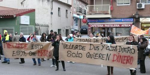 Manifestación afectados Zarzalejo5