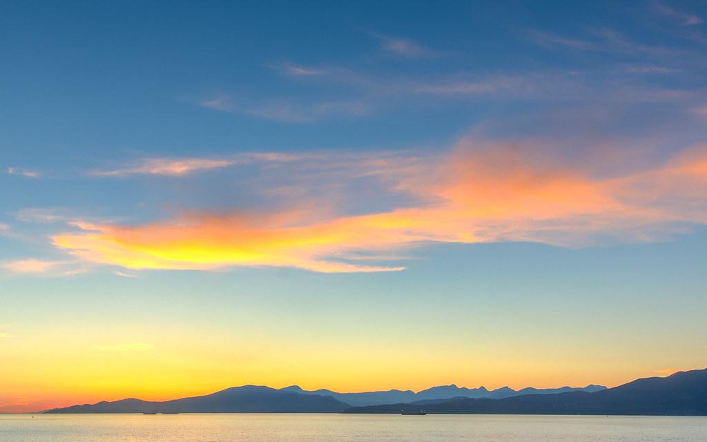 Vancouver Sky