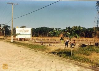 1988 -  Início das obras do Riviera Shopping