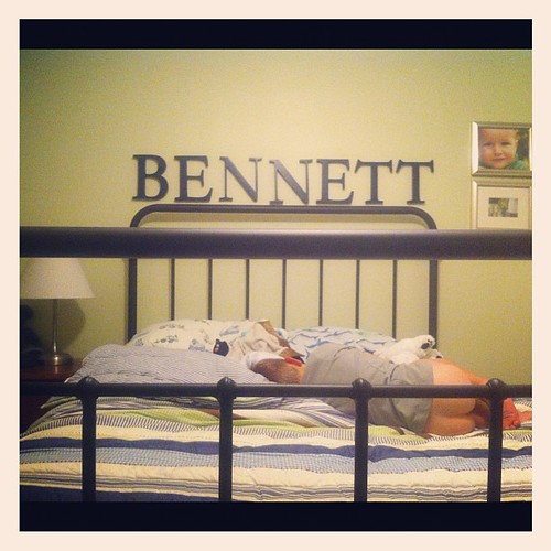 Sweet dreams, Benn-butt.