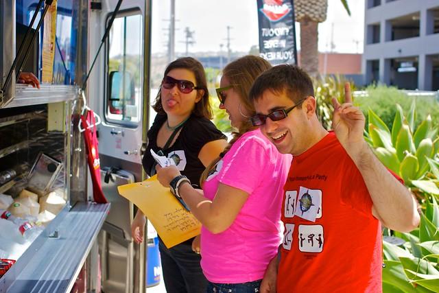 Gourmet Food Truck Race