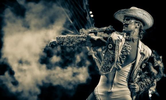 Magic Man - Tropicana Club Havana - 2013