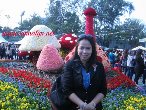 me in flower show