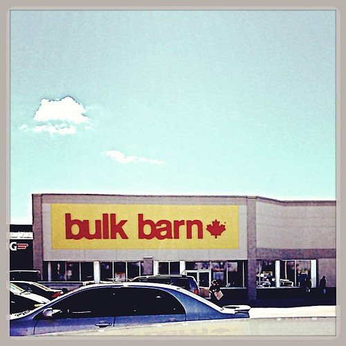 Mar 26 - something I did {went to the Bulk Barn for Easter baking supplies-crazy, I know} #fmsphotoaday #easterbaking #bulkbarn