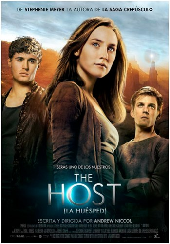 Estrenos del 2013 - the-host