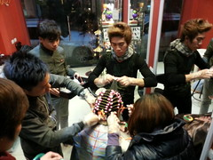 Nhà tạo mẫu tóc nổi tiếng Kuansaigon 0915804875 nhận đào tạo thợ làm tóc chuyên nghiệp tại www.korigami.vn - Hà Nội (6)