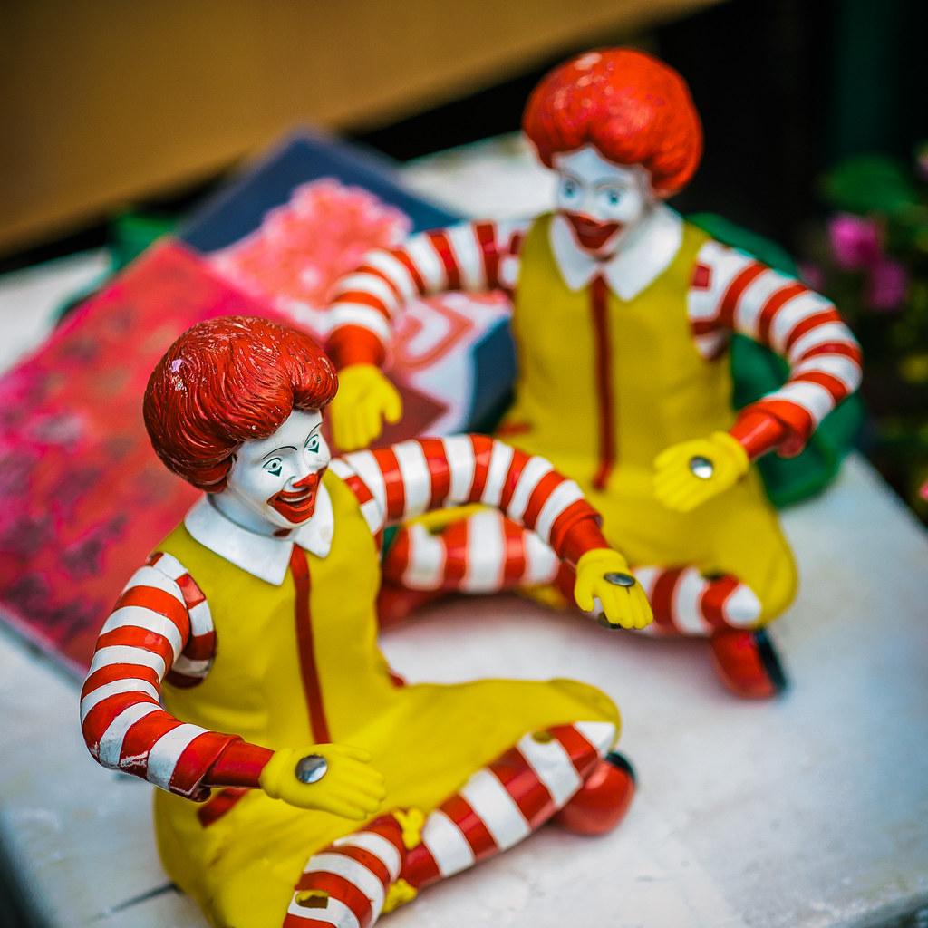 Weird Ronalds