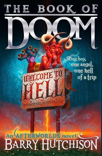 Barry Hutchison, The Book of Doom