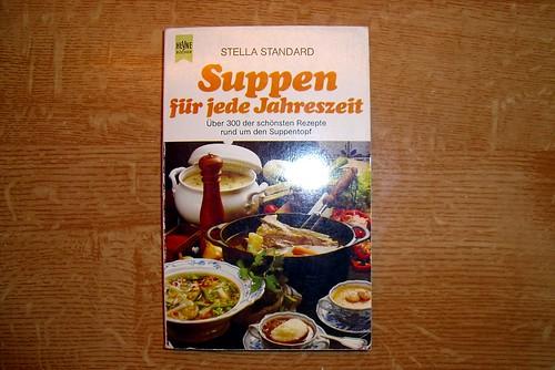 Suppen für jede Jahreszeit