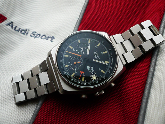 HEuer Audi Sport