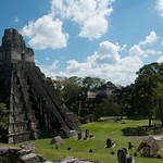 Guatemala, Ruinas de Tikal 42