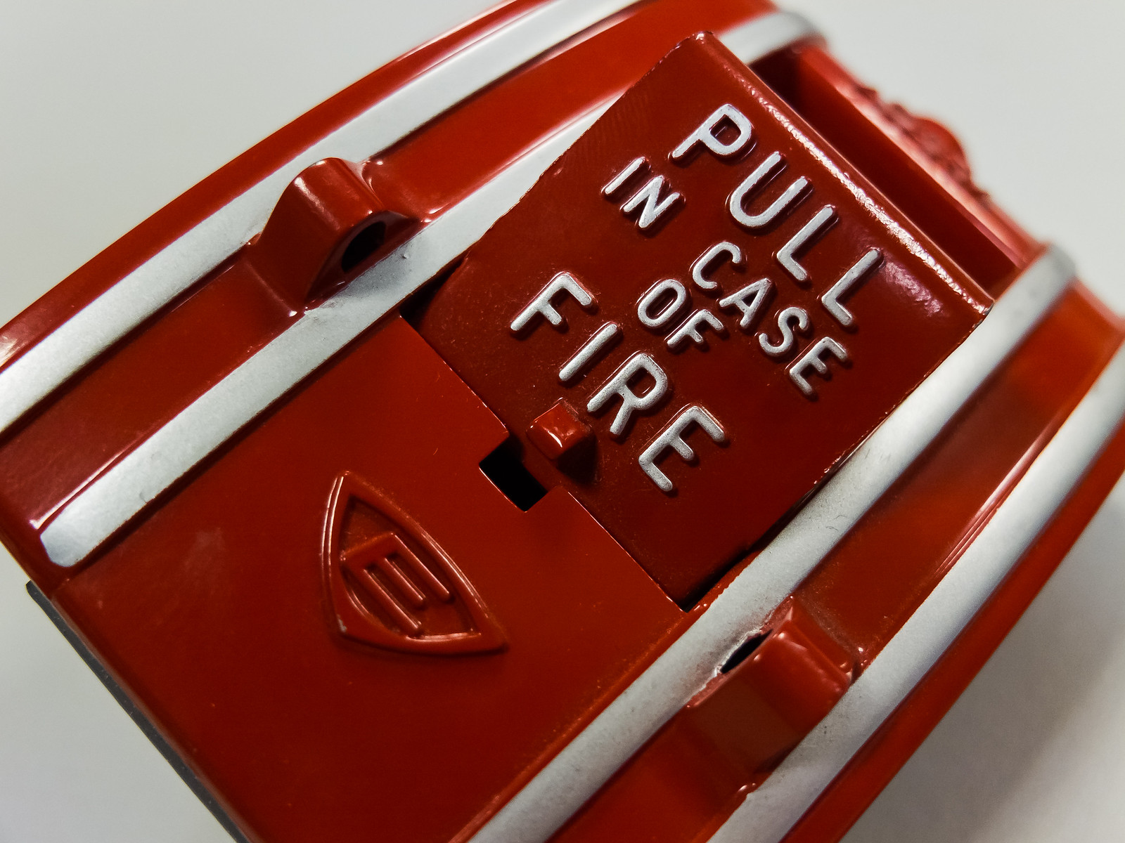 IN CASE OF FIRE by wwward0