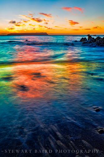 Sky and Sea Meet