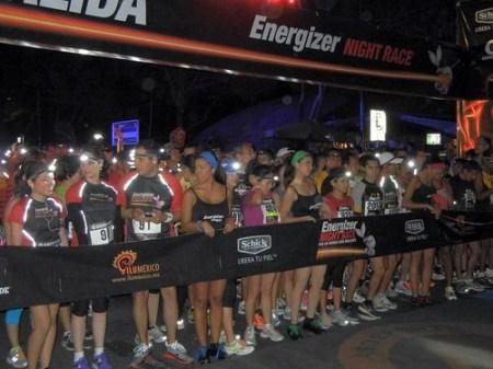 Carrera Nocturna Energizer 2013