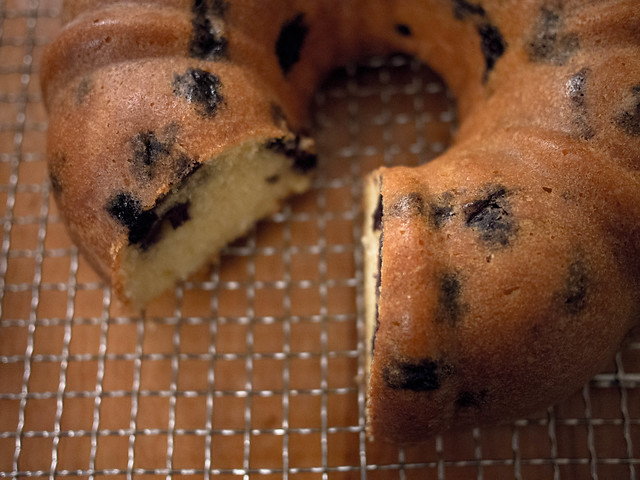 blueberry buttermilk bundt