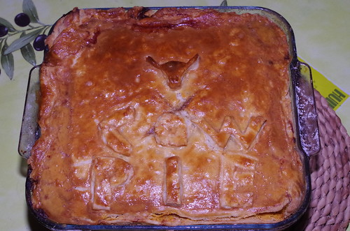 Cow Pie by La belle dame sans souci