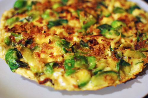 Sprout Frittata
