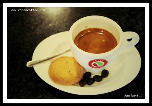 Cà phê Espresso - Copen Coffee