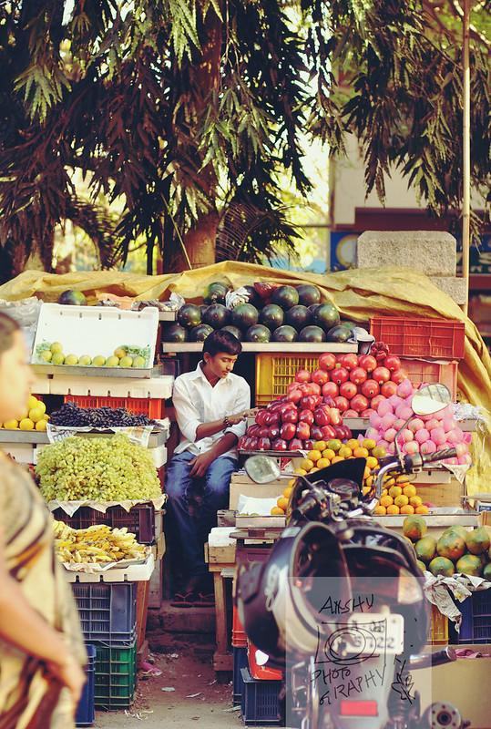 Day 34.365 - The Fruit Vendor