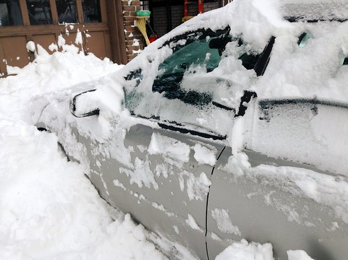 Almost a driver's side door