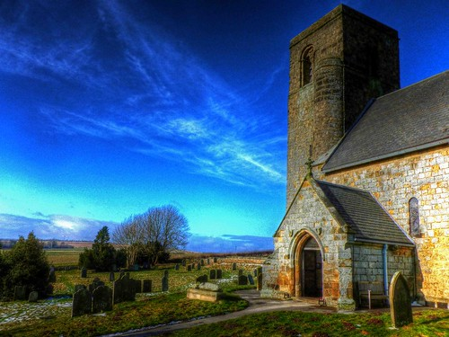 weatherthorpe church
