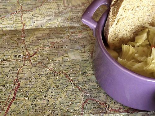 Caldo Verde & Broa Pão