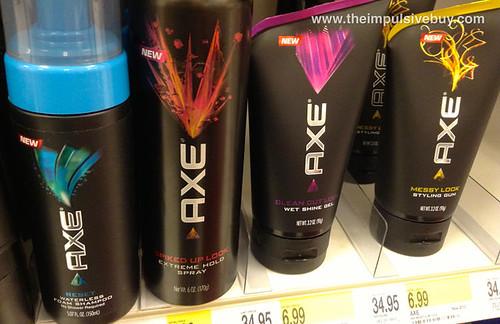 Axe Hair Products